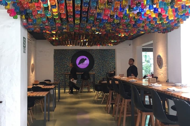 Cosme Restaurant in Miraflores Lima Peru