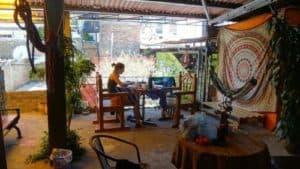 Monkey Wasi Hostel in Huaraz Peru