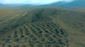 Band of Holes Mysterious Inca Ruins Pisco Peru