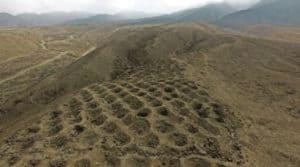 Band of Holes Mysterious Inca Ruin Pisco Peru