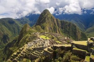 Machu Picchu One of the New Seven Wonders of the World