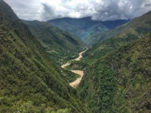 Inca Jungle Trek River