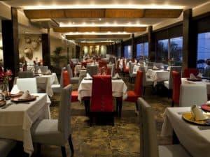 El Señor de Sulco Restaurant in Miraflores District Lima Peru