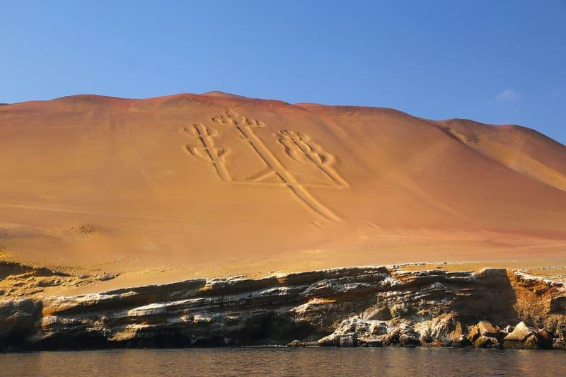 Paracas Candelabra Pisco Peru