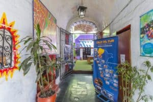 Bothy Hostel in Arequipa