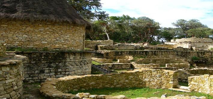 Amazing Chachapoyas Ruins of Kuelap