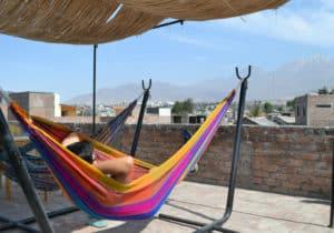 Econunay Hostel in Arequipa Peru