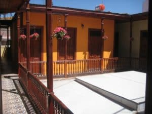Mango Hostel in Arequipa Peru