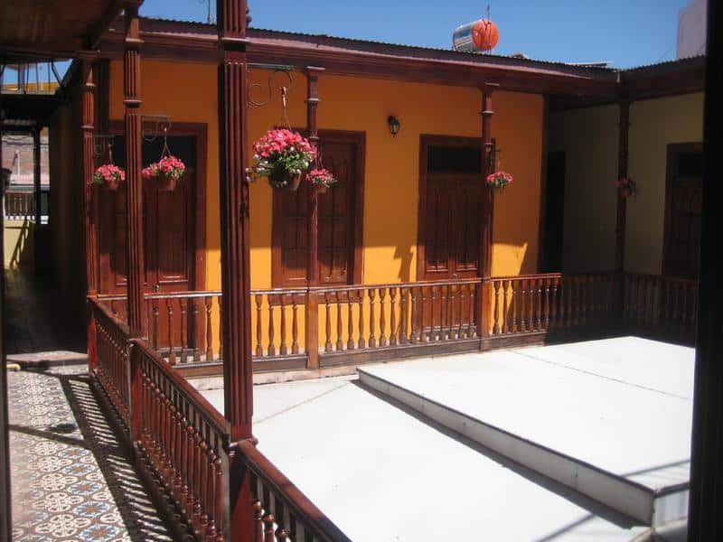 Mango Hostel in Arequipa Peru - best hostels in arequipa
