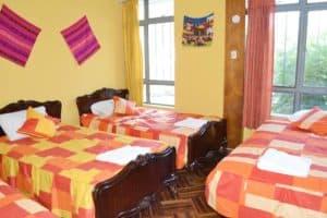 Marlon's House Hostel in Arequipa peru