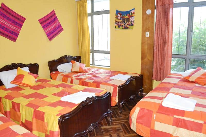 Marlon's House Hostel in Arequipa peru