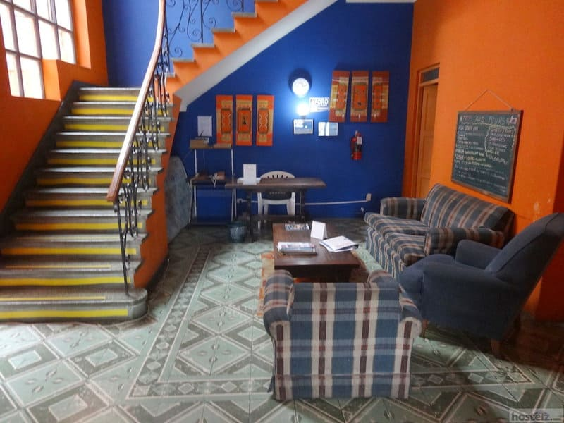 Barranco Backpackers Inn Lima Peru
