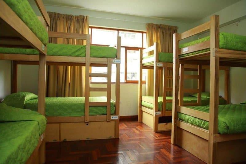 Che Lagarto Hostel in Lima Peru
