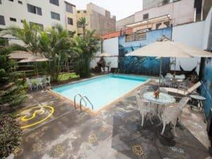 Hotel Nirvana in Miraflores Lima Peru