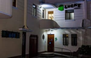 Lucky Lodge Hostel in Lima Peru