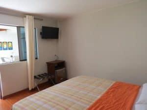 Miraflores Inn Hotel in Lima Peru