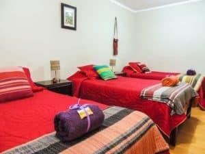 Beds at Pier 242 Best B&B in Miraflores Lima Peru