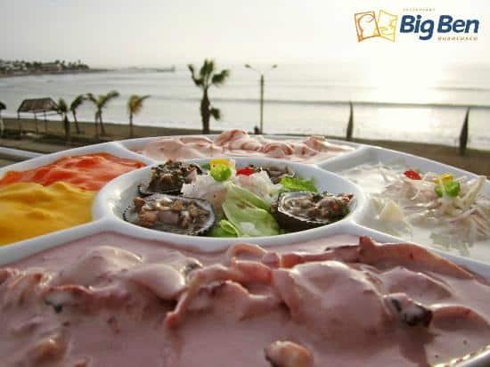 Big Ben Restaurant Huanchaco Peru