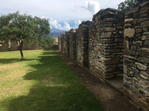 Picture of Choquequirao ruins in Cusco as a Machu Picchu alternative