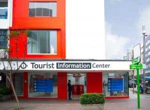 Lima Tourist Information Center in Miraflores