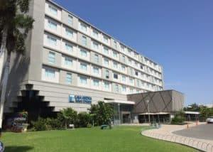 Casa Andina Select Hotel Chiclayo luxury night northern Peru