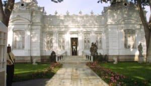 Museo Pedro de Osma in Lima Peru