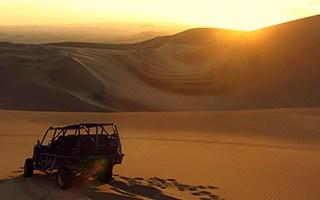 How to Peru Huacachina
