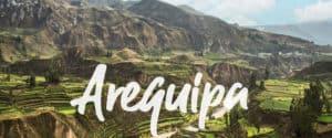 How to Peru Arequipa