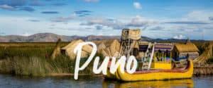 How to Peru Puno