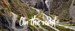 Peru In the road