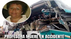 professor dead in civa crash