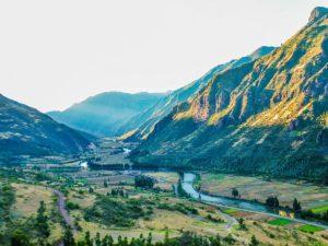 highlands of Peru