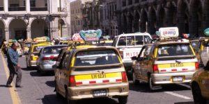 taxi robberies peru