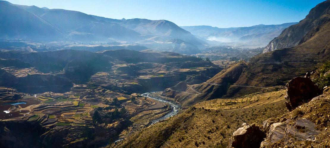 Colca Canyon - Best Trek in Peru